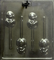Chick N Egg Lollipop Mold Easter