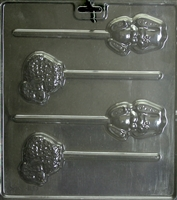 Cuddly Bunny & Lamb Pop Mold Easter
