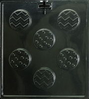 Sandwich Cookie Easter Egg Mold