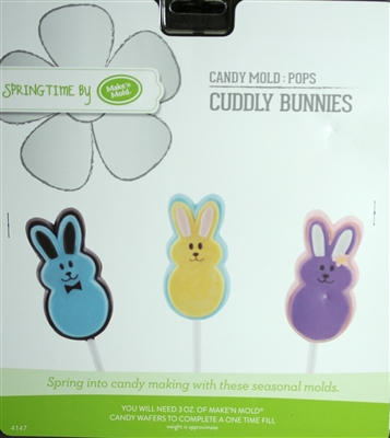 Cuddly Bunnies Easter Mold