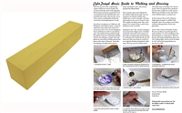 Large Loaf Soap Mold - Basic Square