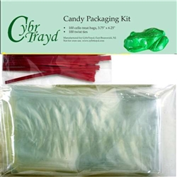 Valentine Candy/Chocolate Packaging Kit (100 count)