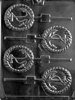 Anchor Lolly Chocolate Candy Mold