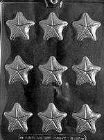 Small Starfish Chocolate Candy Mold