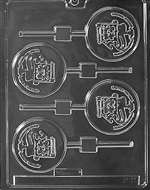 Constitution Lolly Chocolate Candy Mold