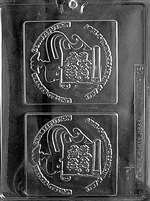 United States Constitution Chocolate Candy Mold