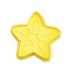 Star Cookie Stamper 2.75""