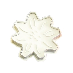 Flower Cookie Stamper 2.75""