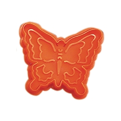 Butterfly Cookie Stamper 2.75""