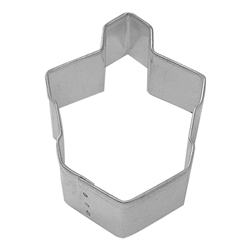 "Dreidel 3"" Tinplated Steel Cookie Cutter"