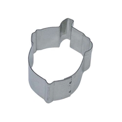 "Acorn 2.75"" Tinplated Steel Cookie Cutter"