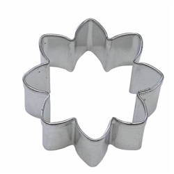 "Daisy 2.25 ""Tinplated Steel Cookie Cutter"