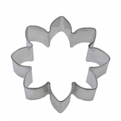 "Daisy 3.5 ""Tinplated Steel Cookie Cutter"