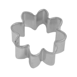 Mini Daisy Tinplated Steel Cookie Cutter