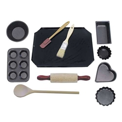 Junior Bake Set - 11 Pieces