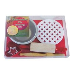 Lattice Pie Baking Set