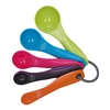 Measuring Spoon Set - Colorful, 5 Spoons