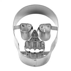 "Skull 3.25"" Cookie Cutter"