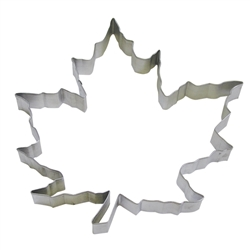 "Maple Leaf 8"" Cookie Cutter"
