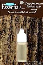 Sandalwood Soap Fragrance - .25 oz.