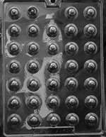 Bite Sized Breasts Adult Chocolate Candy Mold