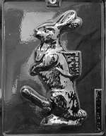 Rabbit with Penis Chocolate Candy Mold