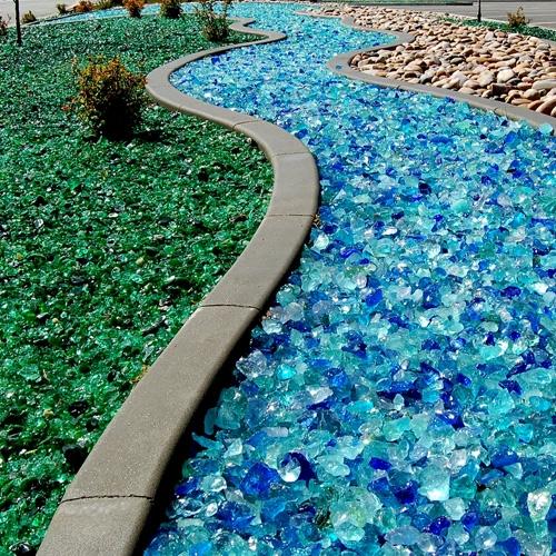 Landscape Glass