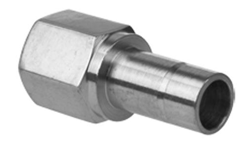 1//2 STUB x 1//4 F NPT Superlok Female Tube Stub Adaptor Fitting Stainless Steel 316 SS