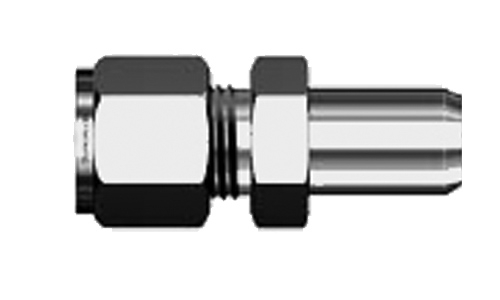 Cw male weld connector stainless steel compression fittings