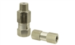 In-Line Check Valve Stainless Steel