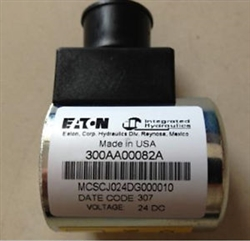 300AA00082A - COIL FOR SCREW IN CARTRIDGE VALVE