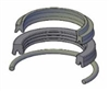 "JV-KR300-200, ROD SEAL KIT, 2"" ROD, URETHANE"