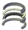 "JV-KR400-400, ROD SEAL KIT, 4"" ROD, FLUOROCARBON (VITON)"