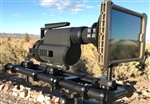 "Samsung S2 8.0"" Tablet/VisionPro-Rail model 19 kit for Leupold MK4 Spotting Scope"
