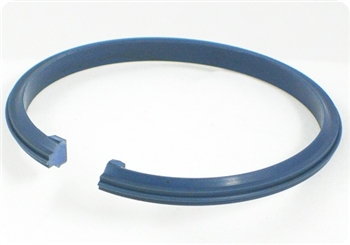 Creasing Rib 35mm to 40mm Blue M-120
