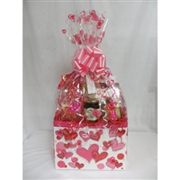 Perk up some Love Small Shown Gift Basket