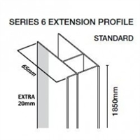 Extension Profile SERIES 6
