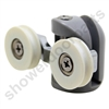 Two Replacement Shower Door Rollers-SDR-016-22v