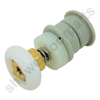 TWO Replacement Shower Door Rollers-SDR-AQA
