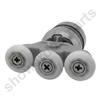 Replacement Shower Door Rollers-SDR-BA-57-3