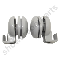 Replacement Shower Door hook guide SDR-CORAM-HOOK
