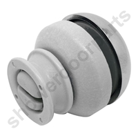 Replacement Shower Door Roller-SDR-CRMPR-19