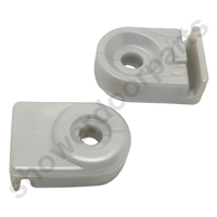 Replacement Shower Door Hinge SDR-FL-BF-Guide