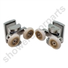 Replacement Shower Door Rollers-SDR-FL-NAM