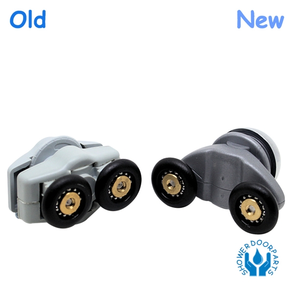 Two Replacement Shower Door Rollers-SDR-IMA-4DU  sc 1 st  showerdoors.ie & Replacement Shower Roor Roller