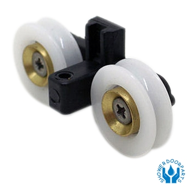 Two Replacement Shower Door Rollers-SDR-IMA-5