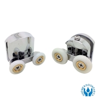 Two Replacement Shower Door Rollers-SDR-KR-1900