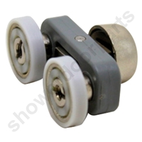 Two Replacement Shower Door Rollers-SDR-M5-ed1