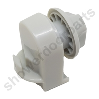 Two Replacement Shower Door Rollers -SDR-MANTN2