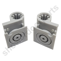 Two Replacement Shower Door Rollers -SDR-MANTN3